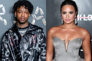Demi Lovato Deletes Twitter After Comments About 21 Savage Spark Backlash