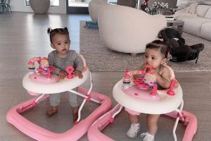 Kylie Jenner, Travis Scott and the Kardashians Celebrate Stormi Webster's First Birthday