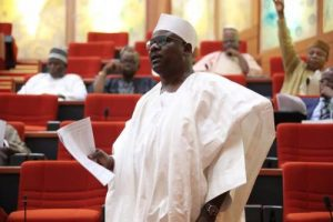 Ndume Refuses To Back Out Of Senate Presidency Race Despite Exit Rumours