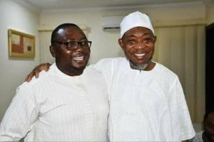 EXCLUSIVE: Aregbesola Holds Separate Peace Meetings With Adelabu, Ajimobi Ahead Of 2023