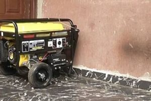 How Fumes From Newly-Bought Generator Killed Four Children In Bayelsa