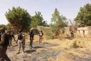 VIDEO: Nigerian Soldier Taunts Boko Haram To 'Come Out And Fight'