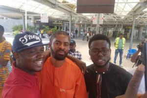 Prepare For Four More Years Of Activism, Adeyanju Tells Buhari As He Returns From 78 Days In Prison