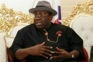 APC Flays Dickson's 'Baseless, Ill-Advised, Reckless' Rejection Of Buhari's Result In Bayelsa
