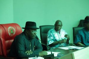 Dickson Inaugurates Commission Of Inquiry Into 'Years Of Negative Impact of Oil Exploration'