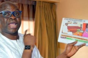 Fayose: Buhari Can't Give Credible Elections — Just Like Evans Or Shina Rambo Can't Leave Crime