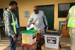 LIVE: Nigerians Vote To Elect Governors, State Lawmakers