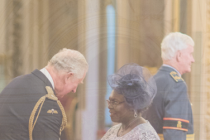Staunch AAC Supporter Sandra Popoola Receives Queen Elizabeth's OBE Award
