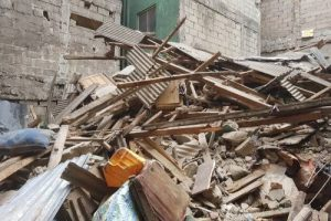 Real Reason Another Lagos Building Collapsed And Why The Govt Denied It