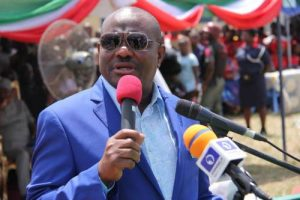 'Fifty-Eight Political Parties Did Not Endorse Wike As Their Sole Governorship Candidate'