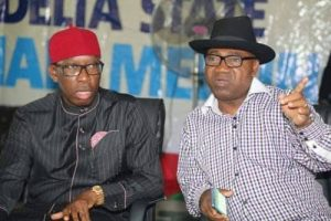 Revolt In Delta As Okowa Refuses To 'Settle' Governorship Candidates Who Adopted Him As Agreed