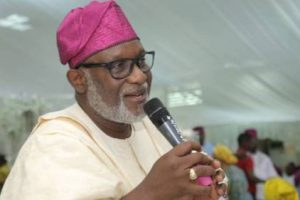 After Failing To Conduct LG Polls For Two Years, Akeredolu Set To Create LCDAs As 'Sweet Juice' To Loyalists