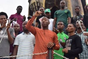 Sowore's Take It Back Movement Rejects Potential VAT Increase By Nigerian Govt