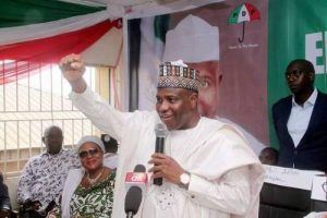 Elections In Sokoto Were Never Militarised Until 2019, Says Tambuwal