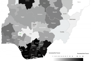 INFOGRAPHICS: Despite Insurgency, Borno Records Highest Voter Turnout