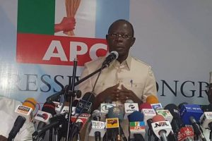Atiku Is Destined Never To Be President, Says Oshiomhole