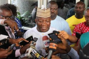 Zamfara Governor Yari Reveals How Emir Of Zurmi Told Him To 'Wipe Out' Entire Village