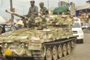 Nigerian Army To Take N1bn Loan Towards Producing Indigenous Armoured Fighting Vehicles