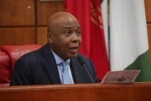 Saraki Explains Why Senate Refused To Confirm Magu's Appointment As EFCC Chairman
