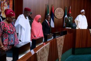 Buhari Gives His Ministers One Week To Hand In Comprehensive Reports On Their Projects