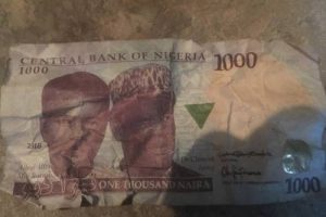 Fake Note Withdrawn From ATM Almost Lands Nigerian University Student Heavy Beating