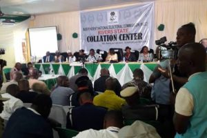 LIVE: Collation Of Rivers Governorship Election Results