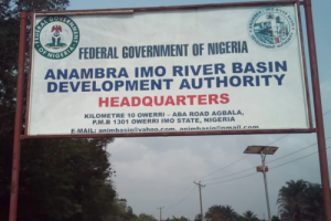 N25m On Toilets, N100m On Mini-Stadium… How Anambra River Basin Is Wasting N2bn On Irrelevant Projects