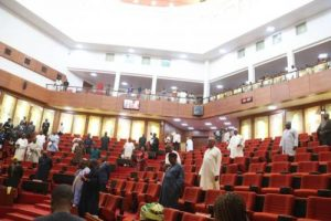 Executive-Legislature Clash Looming As Senate Resolves To Go Against Buhari's Decision On Bills
