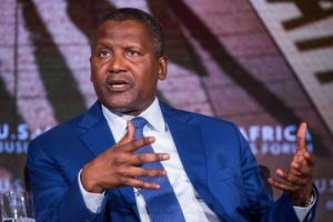 Dangote Bemoans Low Funding Of Education By Nigerian Government