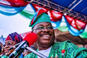 'If We Have Stolen, Arrest Us' Says Ajimobi