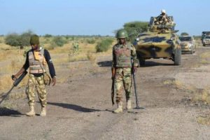 Battalion Commander, Two Others Killed After Stepping On Road Planted Explosive in Borno