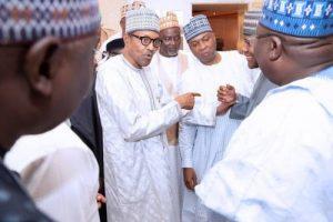 2019 Budget: I Rate Saraki Very Low On Patriotism, Says President Buhari