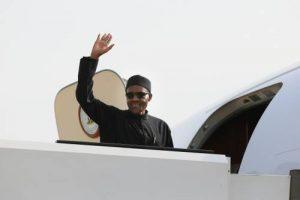 Buhari Returns To Nigeria After 'Optional' Saudi Trip