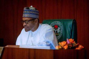 'Help Us' President Buhari Begs UN To Rehabilitate IDPs