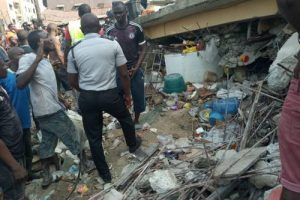 SON: 3,235 People Have Died In Building Collapse Incidents In 12 Years