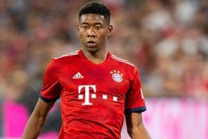 David Alaba Reveals Nigeria's U17 Coaches Demanded Bribes For Him To Play For Golden Eaglets