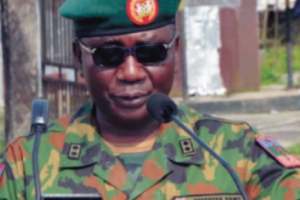 Wike Offered Me Billions Of Naira To Compromise Rivers Election Says General Jamil Sarham
