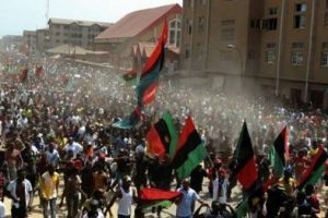 Pro-Biafra Anniversary Turns Bloody As Police Open Fire On MASSOB Members