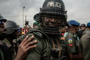 Pro-Biafra Agitators Attacked Us With Sticks, Stones Say Police