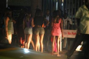 Arrested Abuja 'Prostitutes' Narrate How They Were Raped By Policemen Who Wore 'Pure Water Sachets' As Condoms