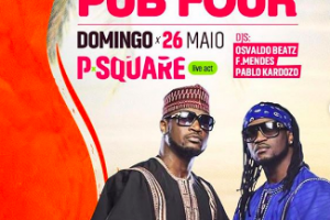 Psquare: Peter Threatens To Sue Show Promoter Over Flyers Of Him And His Brother