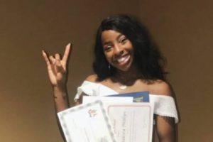 Nigerian Girl, Tobechukwu Philips, Breaks 125 Year Academic History In The US