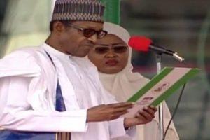 LIVE FROM EAGLE SQUARE, ABUJA: President Buhari's Second Term Inauguration