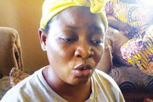 Drama In Court As Wife of Slain Civil Defence Officer Rains Curses On Suspected Killers