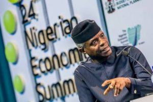 Osinbajo Opens Up On Nigeria's Current Challenges In New York