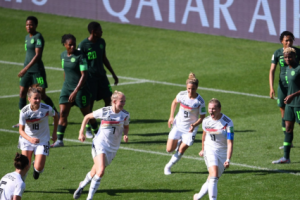 Women's World Cup: Nigeria Crashes Out As Germany Win 3-0
