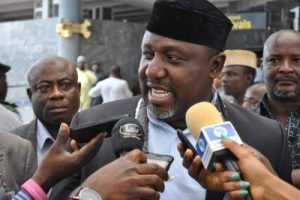 Inauguration: National Assembly Management Bars Okorocha From Entering Complex