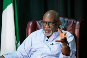 UPDATE: Ondo State Governor Akeredolu Appoints Five New Commissioners