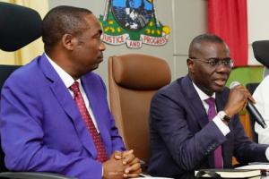BREAKING: Sanwo-Olu Signs Lagos 2019 Budget