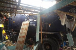 Tanker Rams Into Bar In Bayelsa, Five Casualties Recorded
